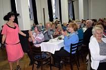 Tradiční setkání důchodců v Letohradu.