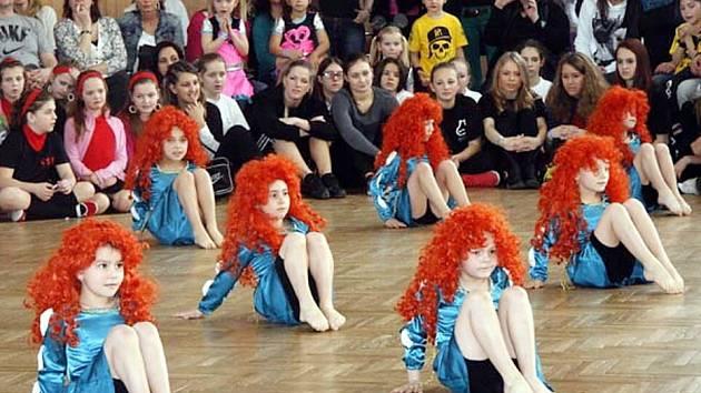 Českotřebovský taneční pohár 2014.