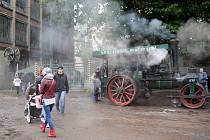 Muzeum starých strojů otevřelo dveře i do televizních kulis