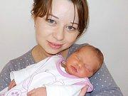 Markéta Jurečková je po Honzíkovi druhé dítě Míši a Honzy z Lanškrouna. Narodila se 28. 9. v 17.51 hodin a vážila 2600 g.
