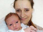 Matěj Rubeš těší jako prvorozený syn rodiče Petru a Jana z Mistrovic. Narodil se 15. 4. v 1.20 hodin, kdy vážil 3360 g.