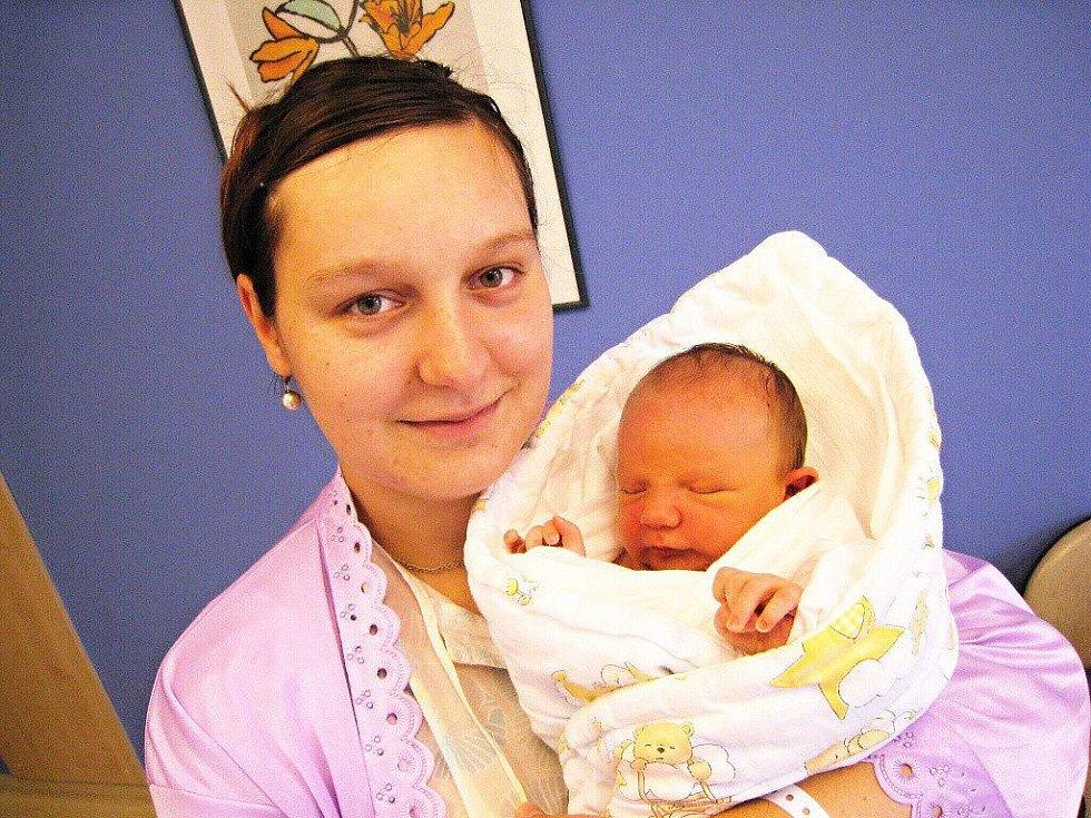 Vojtěch Honskus se narodil 29. července v 17.12 hodin Žanetě Hubálkové a Robinu Honskusovi z Nového Jičína. Na svět si přinesl 3,8 kg.
