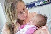 Eva Richtrová těší rodiče Pavlínu a Miroslava z Dolní Dobrouče. Na svět si 18. 7. v 17.47 hodin přinesla porodní váhu 3,38 kg.