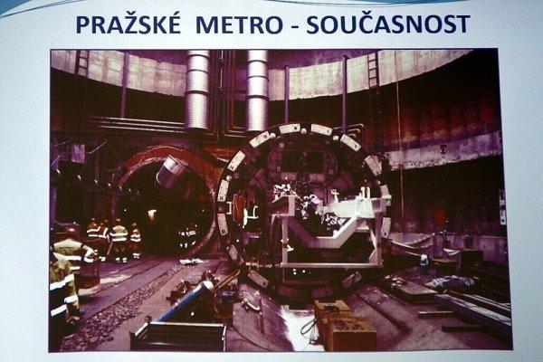 Zpřednášky Pražské metro současnost.