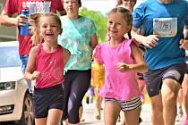 V neděli 27. června se po dlouhé koronavirové pauze konal další dobročinný běh ve Vysokém Mýtě.