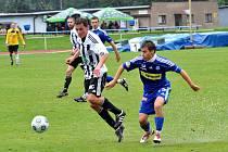 V utkání druhého kola Ondrášovka Cupu porazila Sigma Olomouc domácí Ústí nad Orlicí.