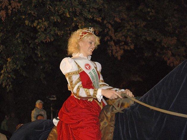 Královna na koni