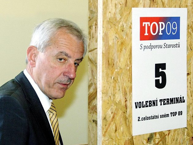 Ministr Leoš Heger. Ilustrační foto.