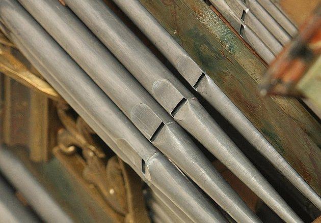 Varhany prošly několikaměsíční rekonstrukcí, došlo k některým úpravám, například se nástroj posunul o čtyři a půl metru dopředu