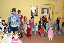 Rodinné centrum Jablíčko.