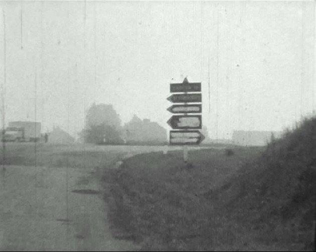 چهارراه زامرسکا  اوت 1968