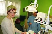 Zubní ordinace v Dolní Dobrouči
