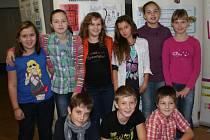 Páťáci převzali v Praze ocenění za všechny dlouhotřebovské školáky.