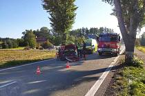 Nehoda u Helvíkovic