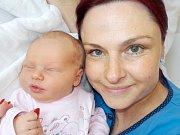 Tereza Bartošová se narodila dne 11. 5. v 10.09 hodin, kdy vážila 3070 g. V Ústí nad Orlicí bude po Matýskovi také těšit rodiče Renatu Mikuleckou a Jana Bartoše.