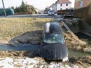 Dopravní nehody v Zámrsku, Lanškrouně a Vysokém Mýtě.