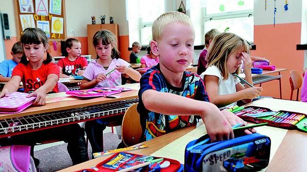 Zahájení školního roku 2012/2013 v České Třebové.