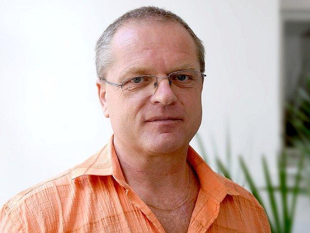 Jiří Kalousek, majitel cetovní kanceláře.