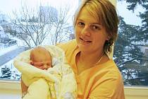 Prvním miminkem narozeným v roce 2011 v porodnici Orlickoústecké nemocnice, a. s., je Jaromír Sklenář.