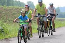 Už dvanáctý ročník Memoriálu Františka Mejdra čekal o víkendu na milovníky cyklo i pěší turistiky.