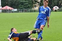 Letohrad porazil Jičín 5:0.