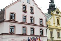 Hotel Bravo v České Třebové.