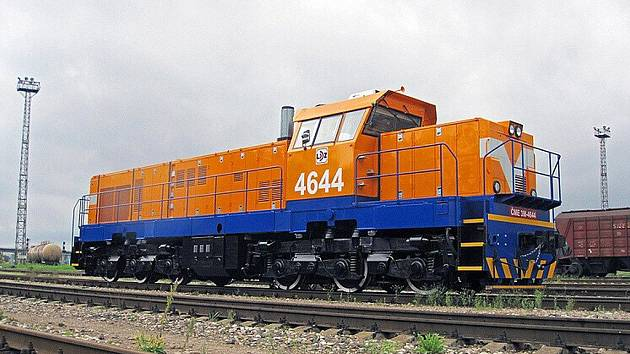 CZ Loko dodá lokomotivy do Lotyšska.