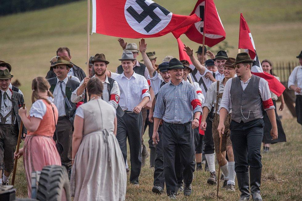 """Cihelna 2018 s mottem """"Od zrady k válce"""""""