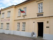 Regionální muzeum ve Vysokém Mýtě. Ilustrační foto.