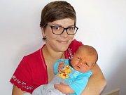 Filip Mach je po Terezce druhé dítě Kateřiny Štaiglové a Stanislava Macha z Letohradu. Když se dne 4. 1. v 0.57 hodin narodil, tak vážil 3928 g.