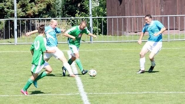 Nový ročník obohatí i derby Boříkovic s Lichkovem. Mužstva se potkají v pátém kole v sobotu 9. září.