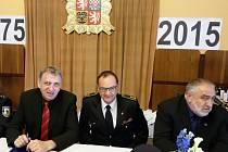 V Jablonném slavili hasiči 140. výročí založení sboru