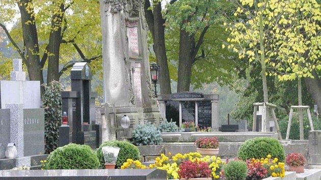 Hřbitov. Ilustrační foto.