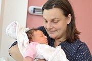 Sára Slavíková se narodila 18. 8. v 17:47 hodin, kdy vážila 3,960 kg. S rodiči Martinou a Danielem a sourozenci Magdalénou a Kryštofem bude doma v Litomyšli.