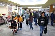 Po Holiday World se Ústí nad Orlicí prezentovalo i na veletrhu Infotour a cykloturistika, který se v pátek a v sobotu konal v hradeckém Aldisu.