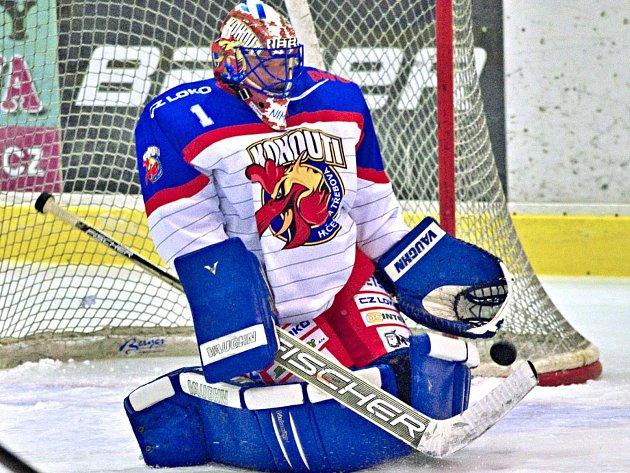 Krajská hokejová liga: HC Kohouti Česká Třebová - HC Světlá nad Sázavou.