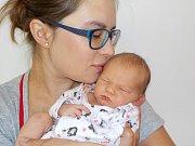 Viktorie Ševčíková je prvorozená holčička Miluše a Josefa z Jamného nad Orlicí. Když se 30. 9. v 0.03 hodin narodila, tak si přinesla váhu 2800 g.