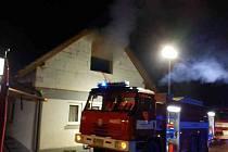 Za požár bývalého mlýna může špatný stav komína