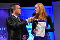 Mezi deseti nominovanými sportovci v kategorii juniorů nechybí ani v letošním roce Michaela Stránská.