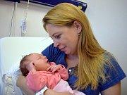 Isabela Cyrány bude doma s rodiči Ivou a Davidem v Ústí nad Orlicí. Narodila se 8. 12.ve 22.53 hodin, kdy vážila 3,320 kg. Bráška se jmenuje Albert.