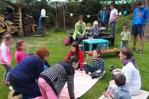 V České Třebové uspořádali piknik na počest Světového dne pro fair trade