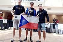 Tým z Gymnázia Vysoké Mýto vyhrál robotickou soutěž v USA.