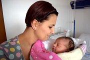 Mia Nádvorníková, tak pojmenovali dceru Romana  a Matěj z Letohradu-Kunčic. Narodila se 3. 4. v 15.04 hodin s váhou 3,382 kg.