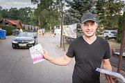 LOUKU U VONWILLEROVY TOVÁRNY v Žamberku každou středu zaplní návštěvníci Biografu Etienne.