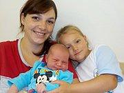 Lucas Pavelka je po Lauře druhé dítě Lucie a Lukáše z Červené Vody. Narodil se s váhou 3948 g dne 9. 7. v 13.55 hodin.