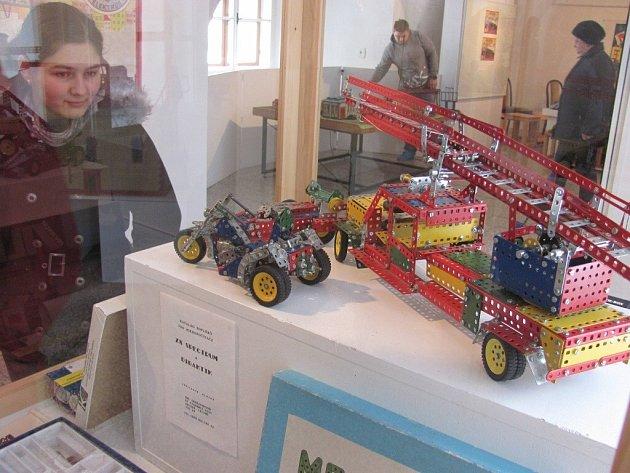 "Výstava ""Merkur"" v Lanškrouně."