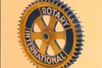 Znak Rotary International.