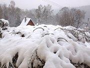 Návrat zimy aneb Duben, ještě tam budem.