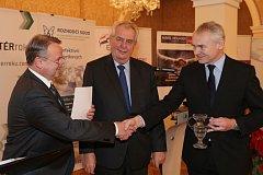Firma Iveco Czech Republic byla oceněna za růst exportu v posledních deseti letech.