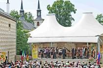 Závěrečný koncert Mezinárodního hudebního festivalu Letohrad 2013.